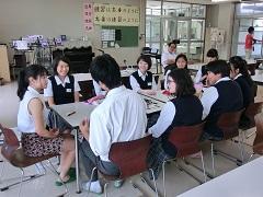 異文化セミナー(座談会)