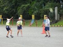 体育の授業補助