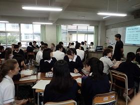 授業体験(日本史)