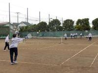 テニス(1年女子)