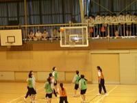 バスケットボール(3年女子)